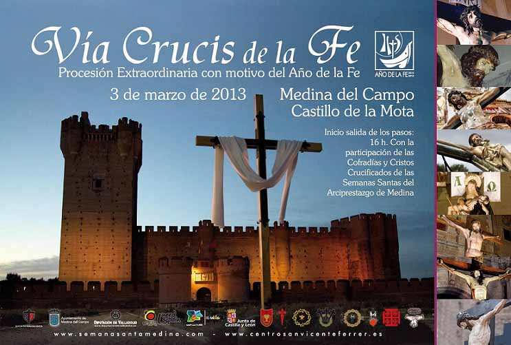Via Crucis de la Fe